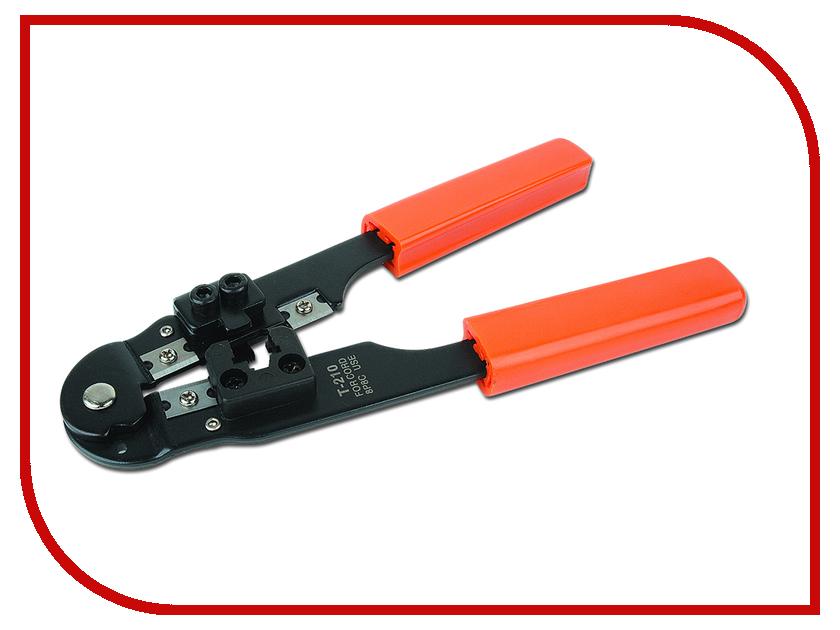 Клещи обжимные Gembird Cablexpert T-210
