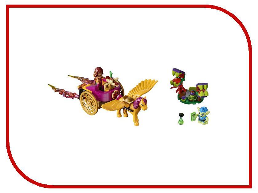 Конструктор Lego Elves Побег Азари из леса гоблинов 41186 побег