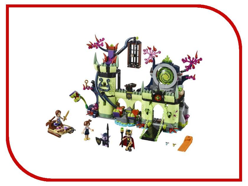 Конструктор Lego Elves Побег из крепости Короля гоблинов 41188 lego конструктор эльфы дракон короля гоблинов