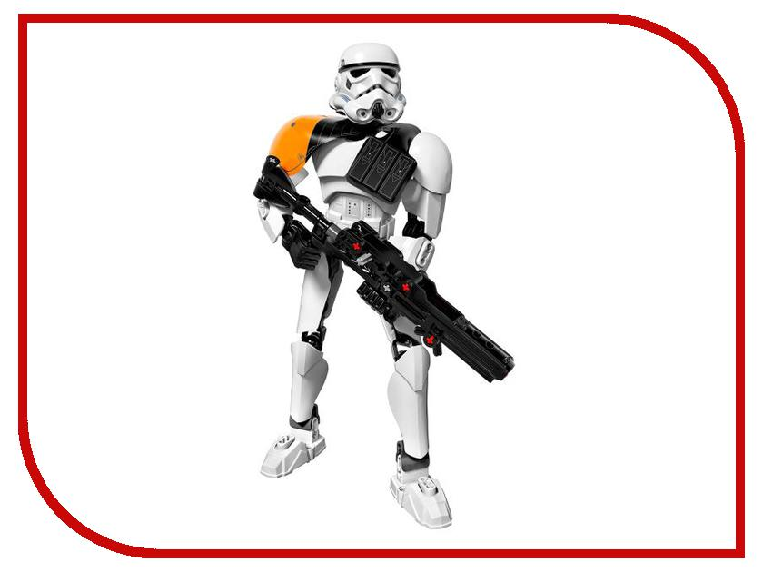 Конструктор Lego Constraction Star Wars Командир штурмовиков 75531