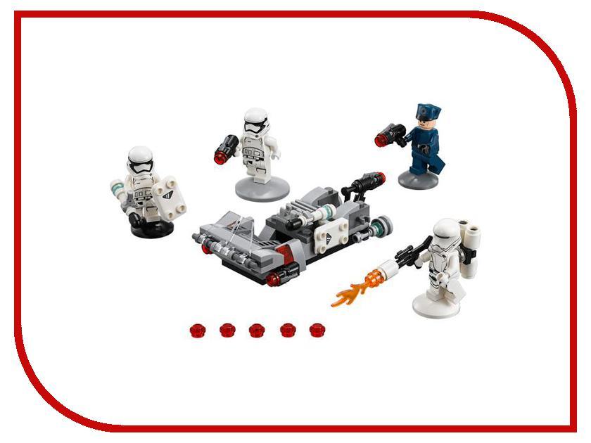 Конструктор Lego Star Wars Спидер Первого ордена 75166 lego star wars 75166 лего звездные войны спидер первого ордена