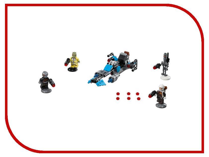 Конструктор Lego Star Wars Спидер охотника за головами 75167 конструктор бумажный star wars blueprints escape pod desert pack более 30 деталей