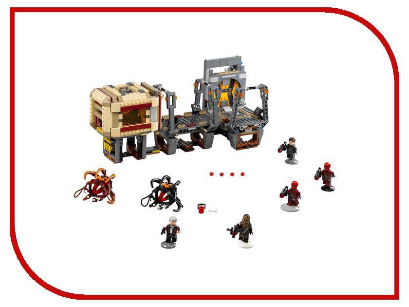 Конструктор Lego Star Wars Побег Рафтара 75180 lego lego star wars 75078 транспорт имперских войск