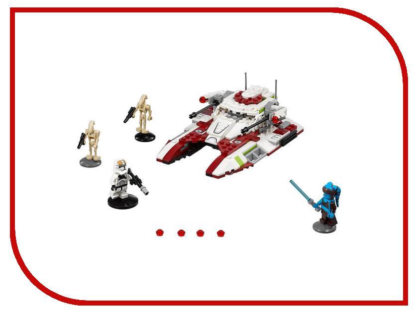 Конструктор Lego Star Wars Боевой танк Республики 75182 конструктор бумажный star wars blueprints escape pod desert pack более 30 деталей