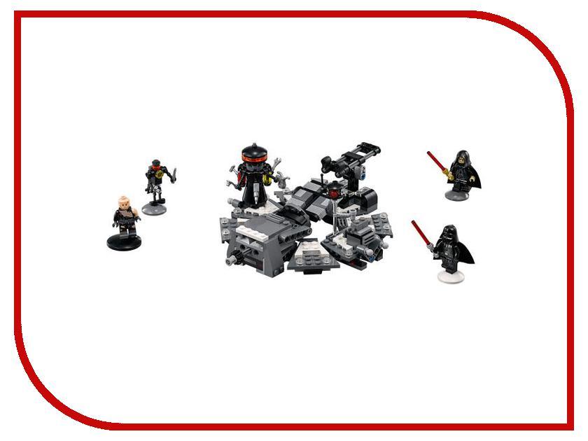 Конструктор Lego Star Wars Превращение в Дарта Вейдера 75183 lego конструктор сид дарта вейдера против a wing star wars 75150