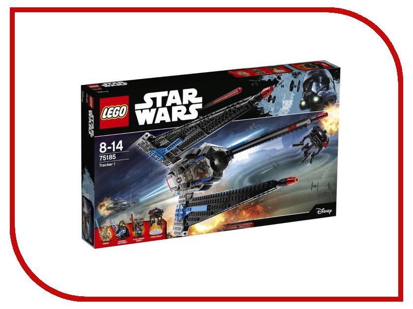 Конструктор Lego Star Wars Исследователь I 75185 конструктор lele star wars темная сторона 16шт 8 видов 35001