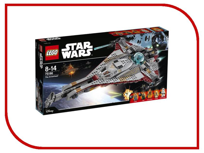 Конструктор Lego Star Wars Стрела 75186 sport стрела 333 186