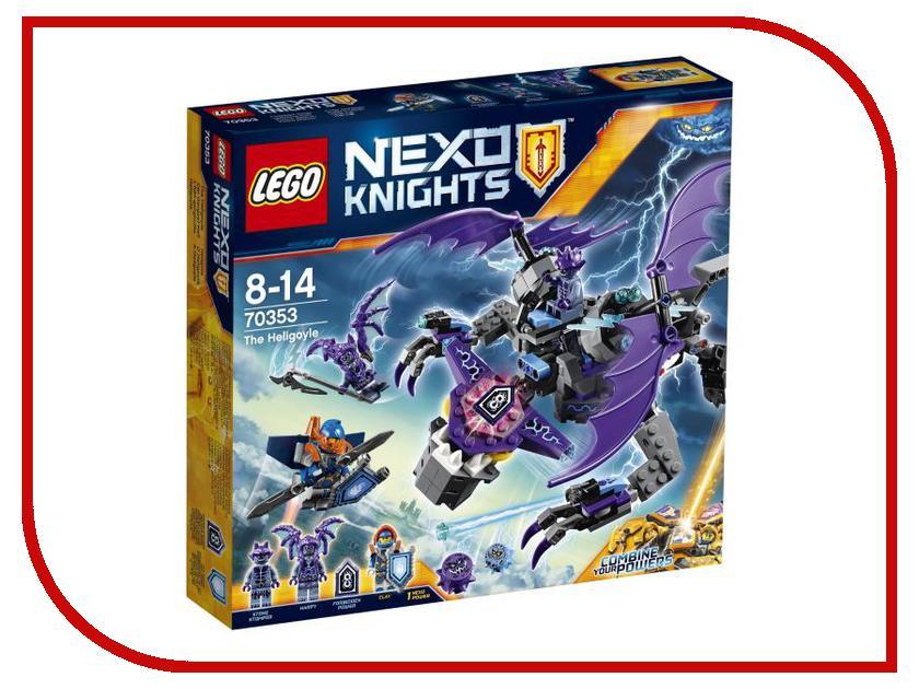Конструктор Lego Nexo Knights Летающая Горгулья 70353 lego knights купить