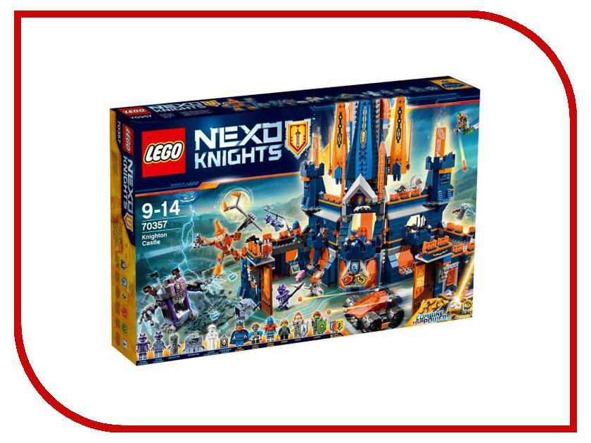 Конструктор Lego Nexo Knights Королевский замок Найтон 70357 конструктор lego nexo knights 70357 королевский замок найтон