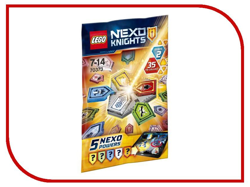 Конструктор Lego Nexo Knights Комбо NEXO Силы – 2 полугодие 70373 конструктор lego nexo knights 70357 королевский замок найтон