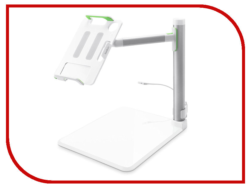 Аксессуар Док станция Belkin Tablet Stage Stand + App for APPLE iPad B2B054 belkin wemo