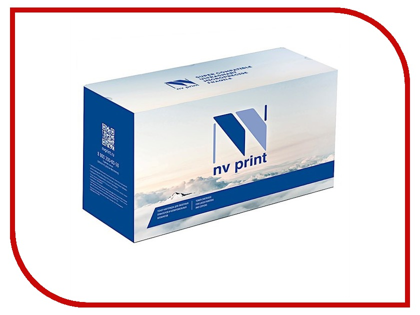 Картридж NV Print KX-FAT400A7 для Panasonic KX-MB1500/1520/1530/1536RUB картридж nv print kx fat431a7 для panasonic kx mb2230ru 2270ru 2510ru 2540ru