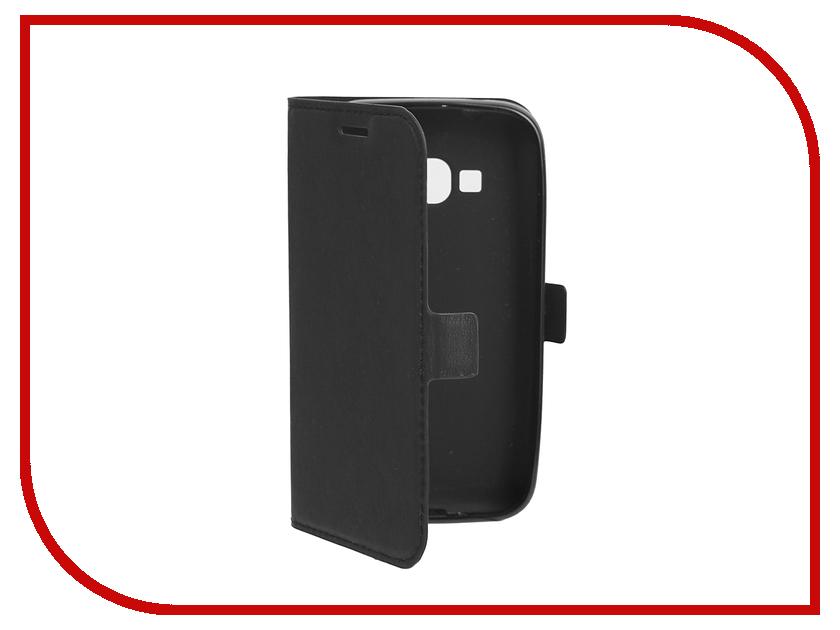 все цены на Аксессуар Чехол Samsung Galaxy J1 Mini Prime SM-J106/J1 Mini Prime 2016 DF sFlip-21 онлайн