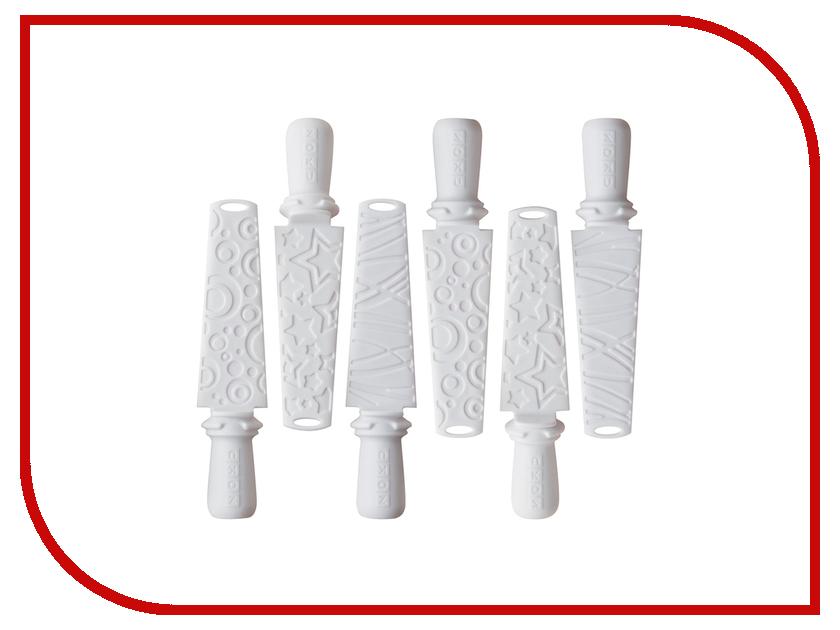 Набор палочек для мороженого Zoku Pop Sticks ZK102 6шт zoku набор для украшения мороженого social media kit 52 пр zk112 zoku