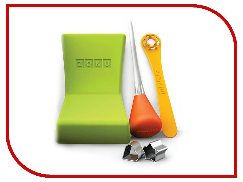 Набор инструментов для приготовления мороженого Zoku Quick Pop Tools ZK103