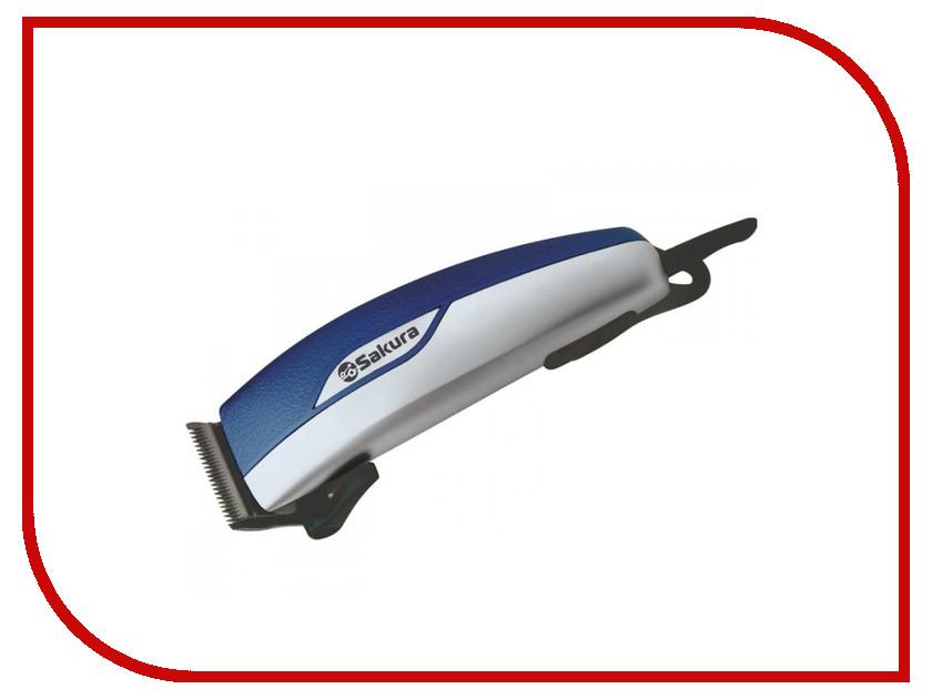 Машинка для стрижки волос Sakura SA-5106BL