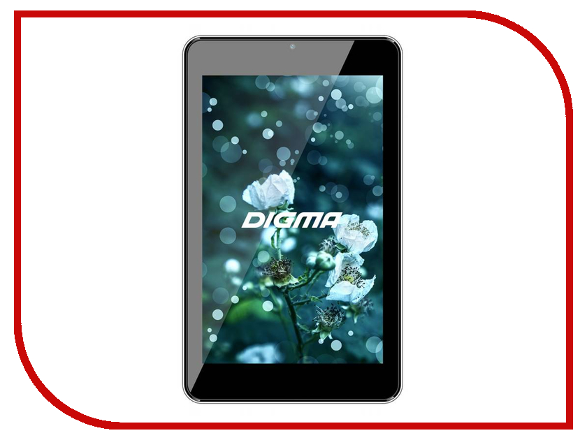 Планшет Digma Optima 7304M Black TS7071AW (ARM A33 1.3 GHz/512Mb/8Gb/Wi-Fi/Cam/7.0/1280x800/Android) 390134