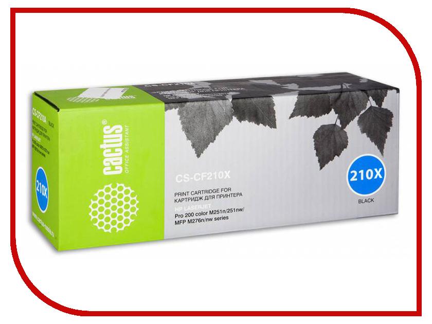 Картридж Cactus Black для LJ Pro M251/M276 картридж cactus ce285ad ce285af black для hp lj p1102 p1102w m1130 m1132