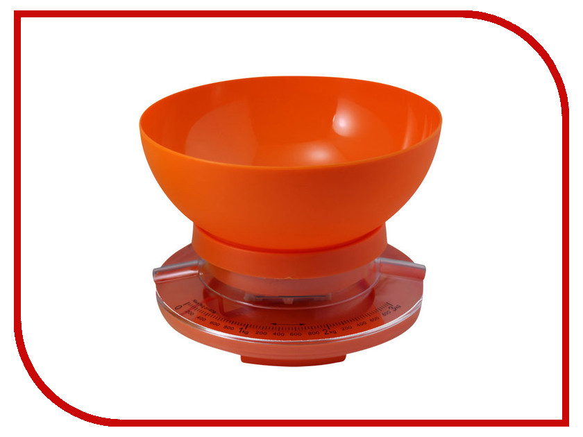 Весы Sakura SA-6008A Orange утюг sakura sa 3045sbl