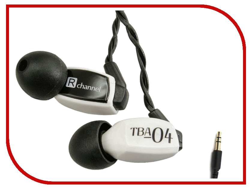 Наушники Fischer Audio TBA-04 fischer sprint al110