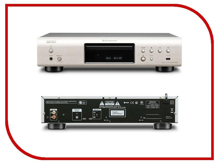 CD-проигрыватель Denon DCD-720AE Prem SL
