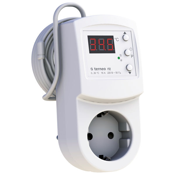 цены Терморегулятор Terneo RZ 2M