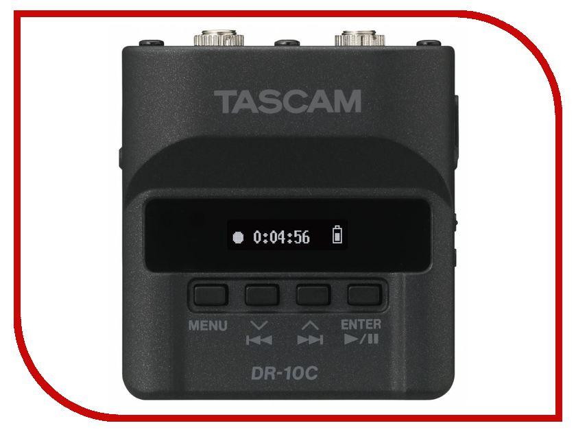 Диктофон Tascam DR-10CH tascam tc 8