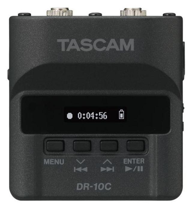 лучшая цена Диктофон Tascam DR-10CS