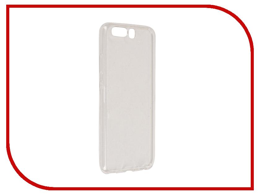Аксессуар Чехол Huawei P10 Zibelino Ultra Thin Case White ZUTC-HUA-P10-WHT аксессуар чехол huawei honor p10 zibelino classico black zcl hua p10 blk