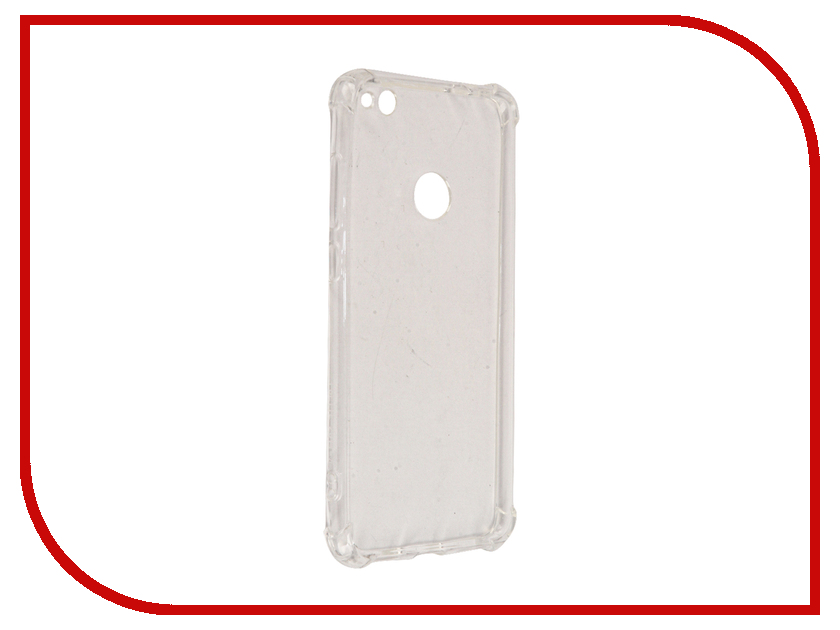 Аксессуар Чехол для Huawei Honor 8 Lite Zibelino Ultra Thin Case Extra White ZUTCE-HUA-HNR8-LIT-WHT moskii brand ultra thin pc shield case cover for huawei mate7