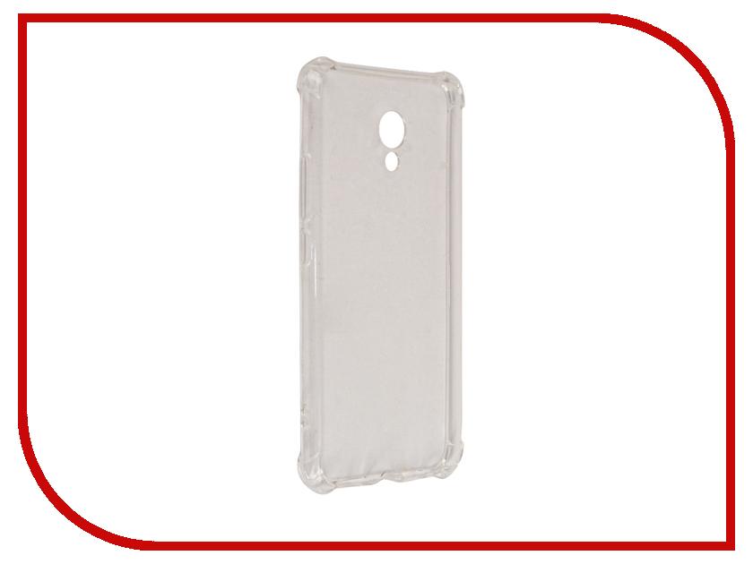 Аксессуар Чехол Meizu M5 Zibelino Ultra Thin Case Extra White ZUTCE-MEZ-M5-WHT