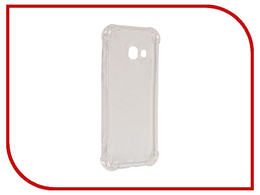 Аксессуар Чехол Samsung Galaxy A3 2017 SM-A320F Zibelino Ultra Thin Case Extra White ZUTCE-SAM-A320F-WHT