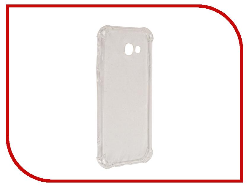 Аксессуар Чехол Samsung Galaxy A5 2017 SM-A520F Zibelino Ultra Thin Case Extra White ZUTCE-SAM-A520F-WHT