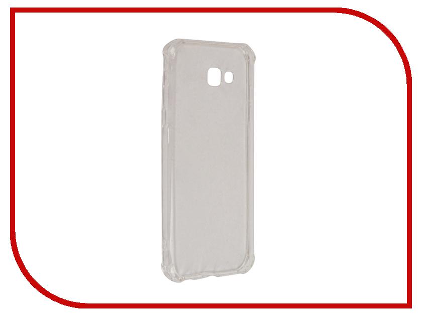 Аксессуар Чехол Samsung Galaxy A7 2017 SM-A720F Zibelino Ultra Thin Case Extra White ZUTCE-SAM-A720F-WHT