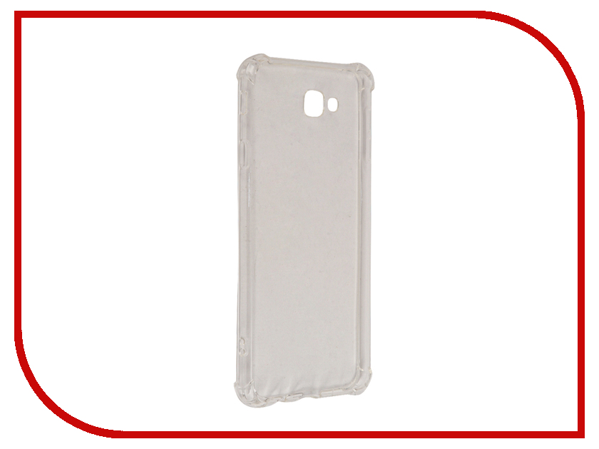 Аксессуар Чехол Samsung Galaxy J7 Prime SM-G610F Zibelino Ultra Thin Case Extra White ZUTCE-SAM-G610F-WHT samsung galaxy 5j prime