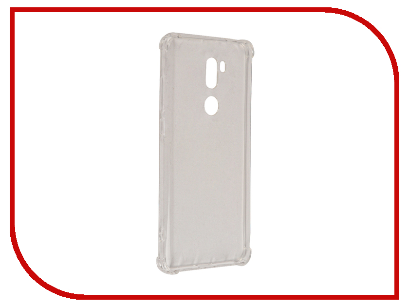 Аксессуар Чехол Xiaomi Mi5S Plus Zibelino Ultra Thin Case Extra White