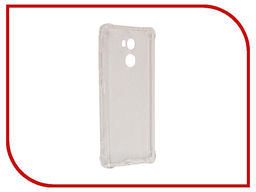 Аксессуар Чехол Xiaomi Redmi 4 Prime Zibelino Ultra Thin Case Extra White ZUTCE-XIA-RDM4-PRM-WHT