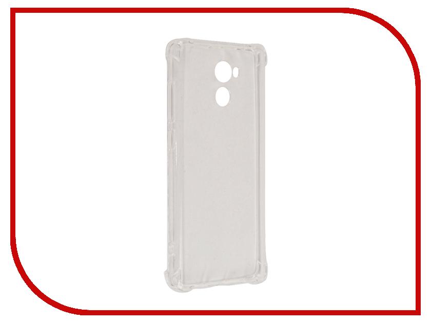 Аксессуар Чехол Xiaomi Redmi 4 Zibelino Ultra Thin Case Extra White ZUTCE-XIA-RDM4-WHT аксессуар чехол huawei nova 2 plus zibelino ultra thin case extra zutce hua nov2 pls