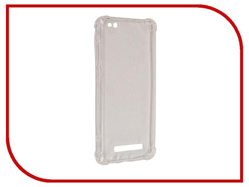 Аксессуар Чехол Xiaomi Redmi 4A Zibelino Ultra Thin Case Extra White ZUTCE-XIA-RDM4A-WHT cerruti 1881 cra088n222g cerruti 1881
