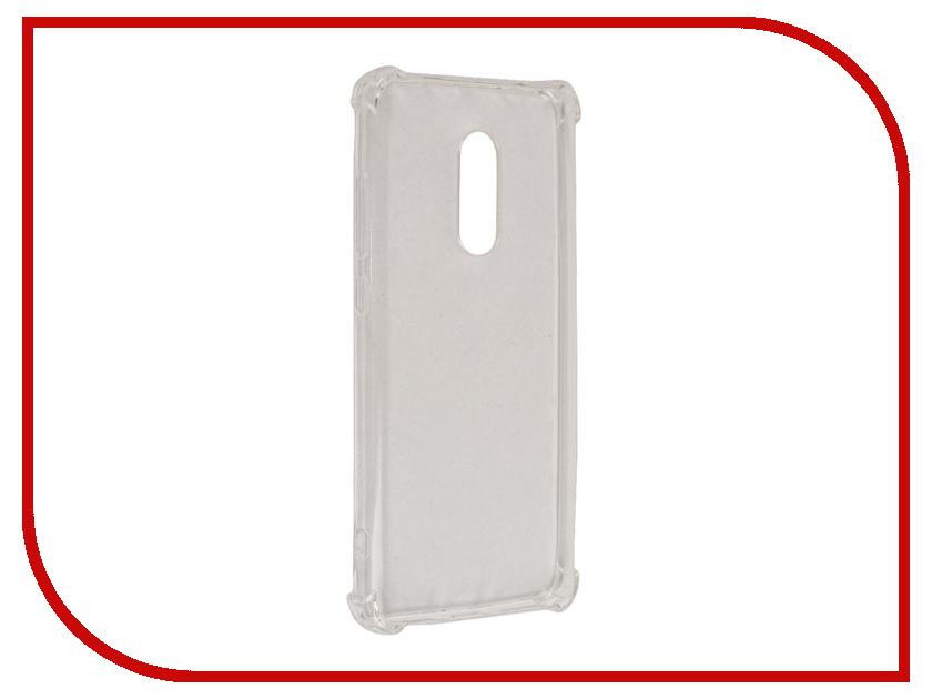 Аксессуар Чехол Xiaomi Redmi Note 4X Zibelino Ultra Thin Case Extra White ZUTCE-XIA-NOT4X-WHT аксессуар защитное стекло xiaomi redmi note 4x red line tempered glass