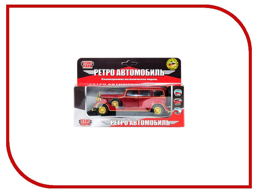 Машина Технопарк Машина Ретро 844-WB бронетехника технопарк машина