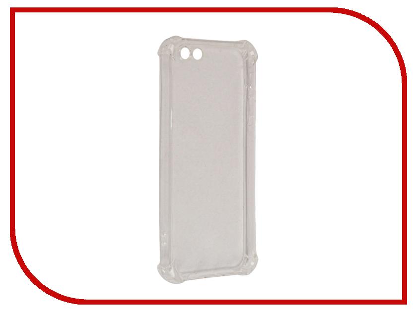Аксессуар Чехол Zibelino Ultra Thin Case Extra для iPhone 5 White ZUTCE-APL-5-WHT