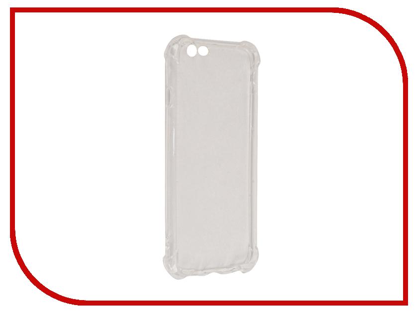 Аксессуар Чехол Zibelino Ultra Thin Case Extra для iPhone 6 White ZUTCE-APL-6-WHT