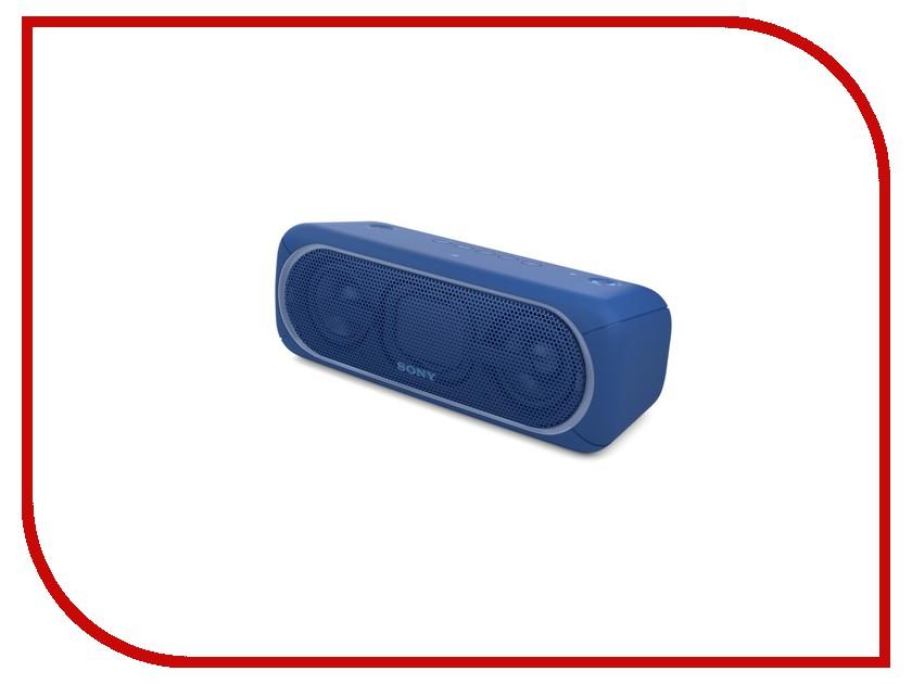 Колонка Sony SRS-XB40 Blue sony srs xb3 rc