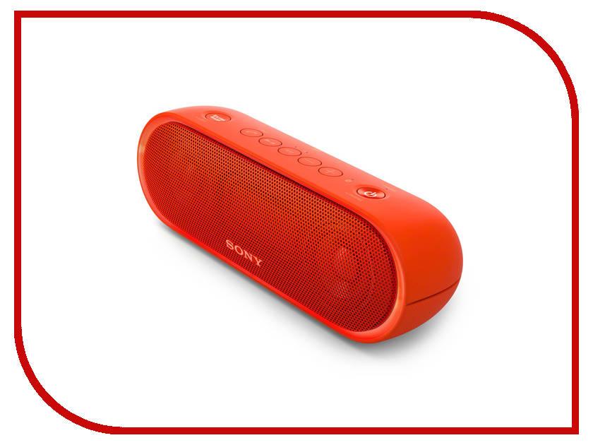 Колонка Sony SRS-XB20 Red sony srs xb3 rc