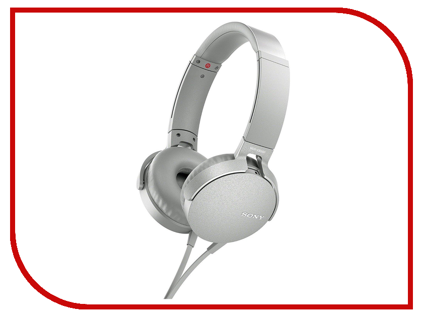 Sony MDR-XB550AP White sony mdr 1abt bm