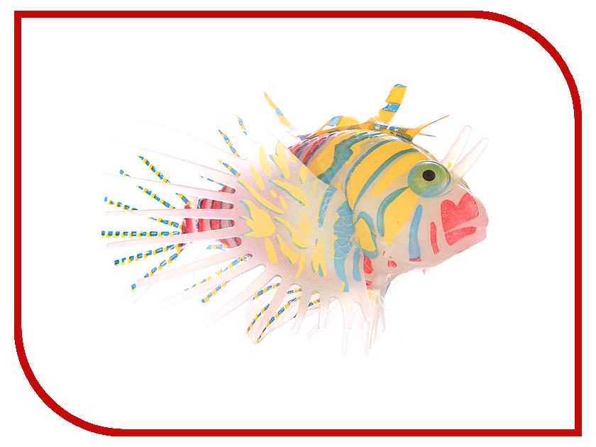 Аксессуар Декор для аквариума Jelly-Fish Рыба-лев 8031