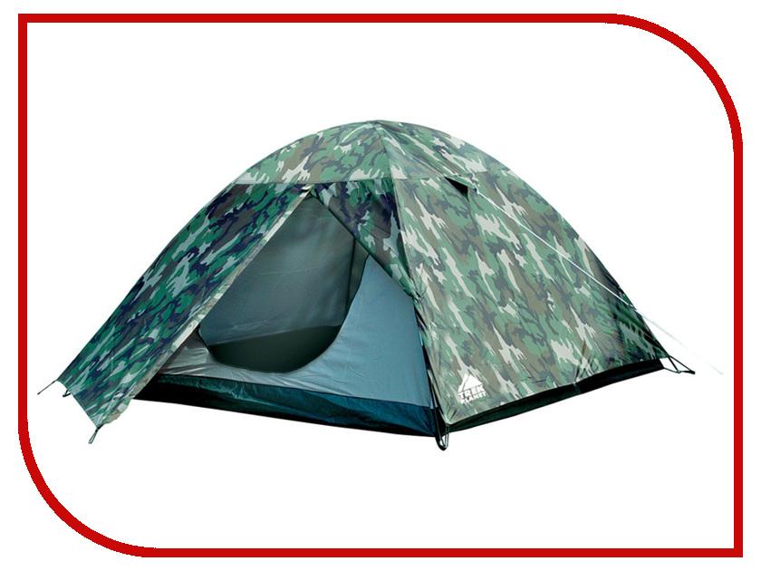 Палатка Trek Planet Alaska 2 Camouflage 70161 палатка шестиместная trek planet florida tripl 6 цвет хаки