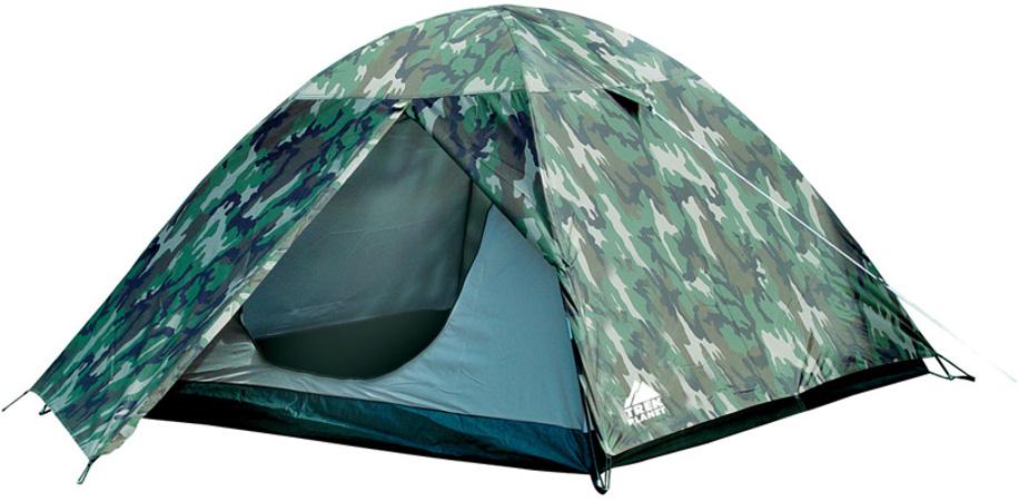 Палатка Trek Planet Alaska 2 Camouflage 70161 цена