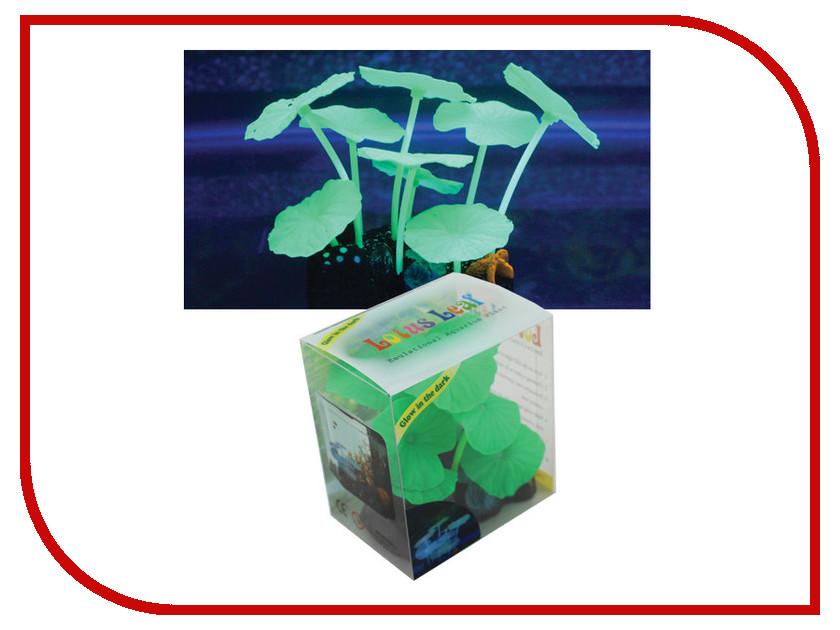 Jelly-Fish Листья лотоса Green 8192